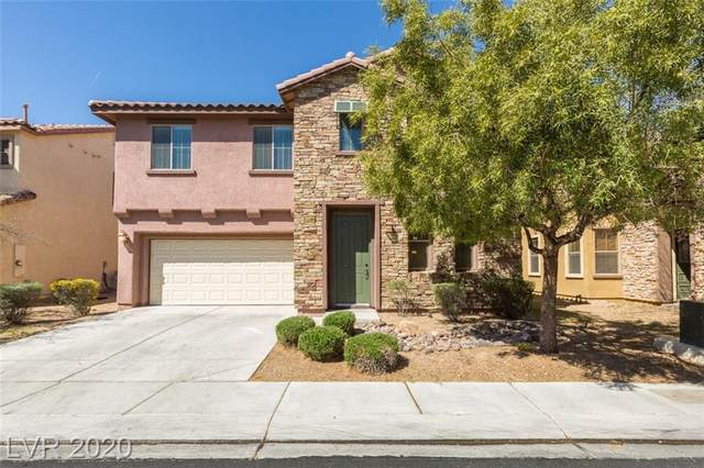 10591 Peach Creek Street, Las Vegas, NV 89179 (MLS #2187883) :: Jeffrey Sabel