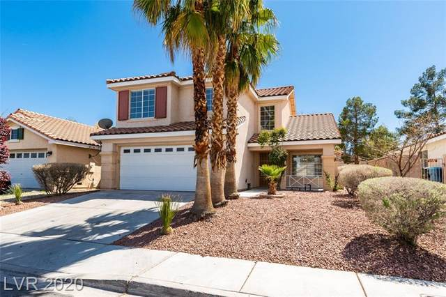 2451 Avenida Cortes, Henderson, NV 89074 (MLS #2187975) :: Signature Real Estate Group