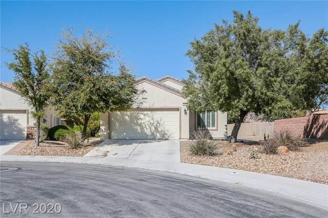 2312 Waxwing, North Las Vegas, NV 89084 (MLS #2187987) :: Brantley Christianson Real Estate
