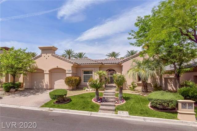 38 Caminito Amore, Henderson, NV 89011 (MLS #2187991) :: Billy OKeefe | Berkshire Hathaway HomeServices