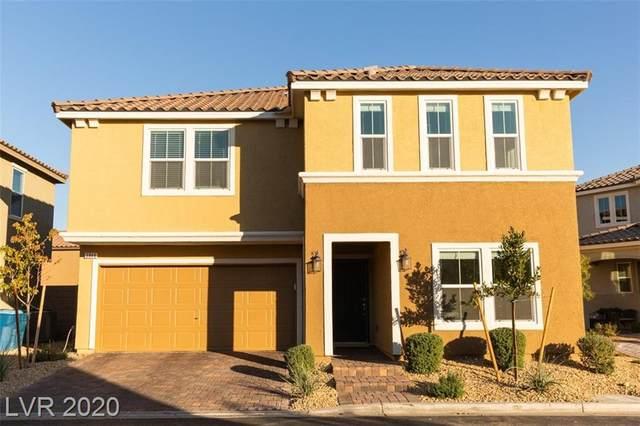 3849 Park Field Drive, Las Vegas, NV 89120 (MLS #2188012) :: Trish Nash Team