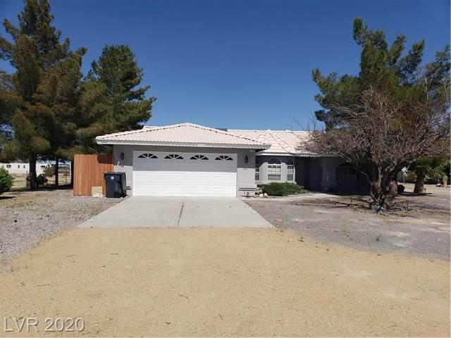 3700 Navajo Boulevard, Pahrump, NV 89061 (MLS #2188017) :: The Lindstrom Group