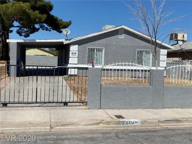 3404 Honduras Place, North Las Vegas, NV 89030 (MLS #2188058) :: Jeffrey Sabel