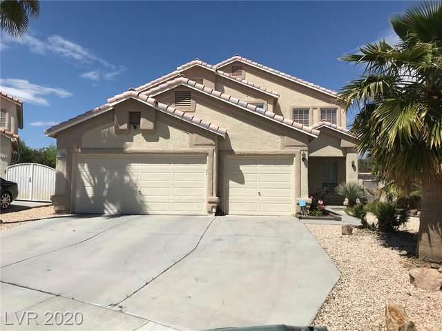 1770 Saint Thomas, Henderson, NV 89074 (MLS #2188068) :: Signature Real Estate Group