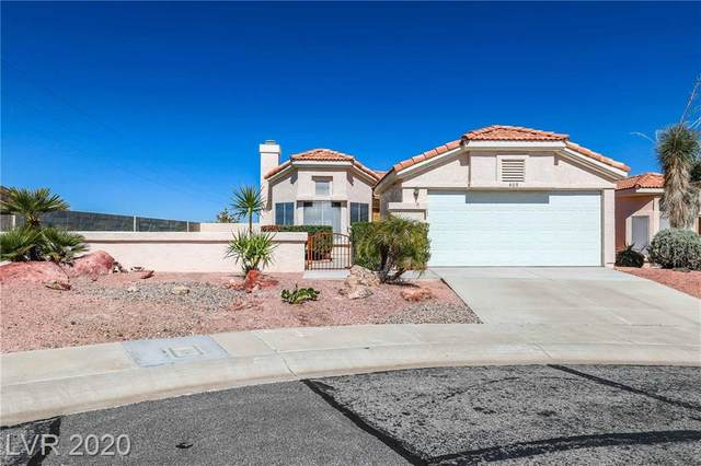 408 Antigua, Boulder City, NV 89005 (MLS #2188086) :: Vestuto Realty Group