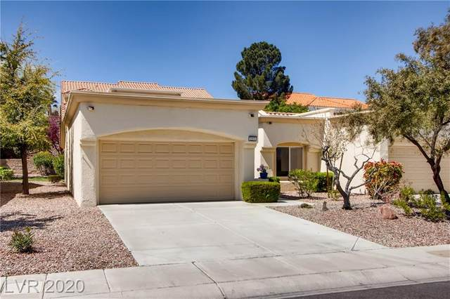 2205 Hallston St., Las Vegas, NV 89134 (MLS #2188111) :: Jeffrey Sabel
