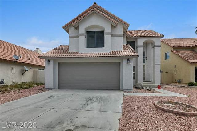 3308 Sturbridge Circle, Las Vegas, NV 89129 (MLS #2188116) :: Signature Real Estate Group