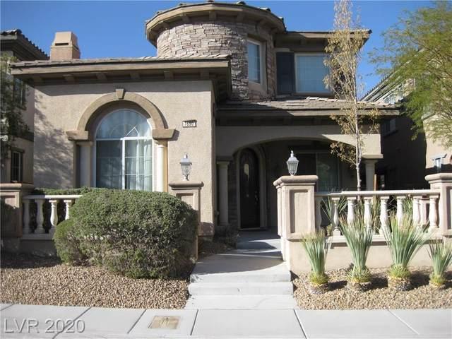 7690 White Ginger, Las Vegas, NV 89178 (MLS #2188146) :: Jeffrey Sabel