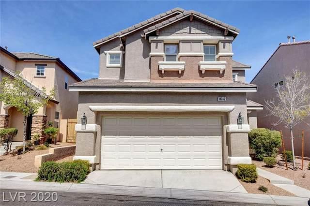 10742 Leatherstocking, Las Vegas, NV 89166 (MLS #2188149) :: Billy OKeefe   Berkshire Hathaway HomeServices
