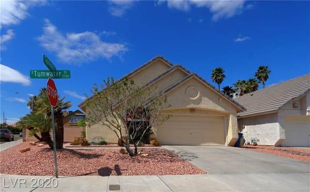 3129 Tumwater Street, Las Vegas, NV 89121 (MLS #2188152) :: Hebert Group | Realty One Group