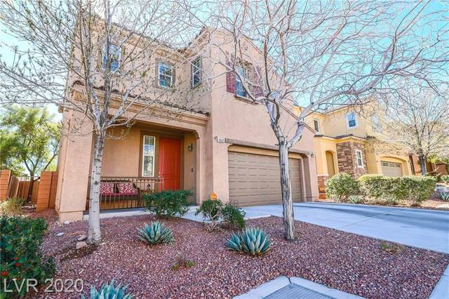 10625 Thor Mountain Lane, Las Vegas, NV 89166 (MLS #2188157) :: Jeffrey Sabel
