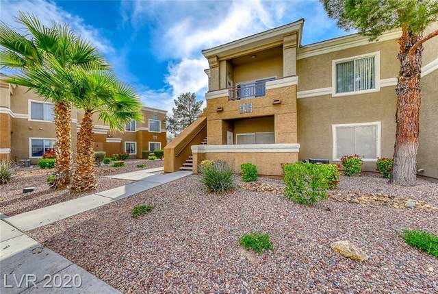 8070 Russell #1109, Las Vegas, NV 89113 (MLS #2188166) :: Signature Real Estate Group