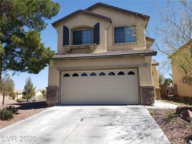 3456 Quiet Pueblo, North Las Vegas, NV 89032 (MLS #2188170) :: Vestuto Realty Group