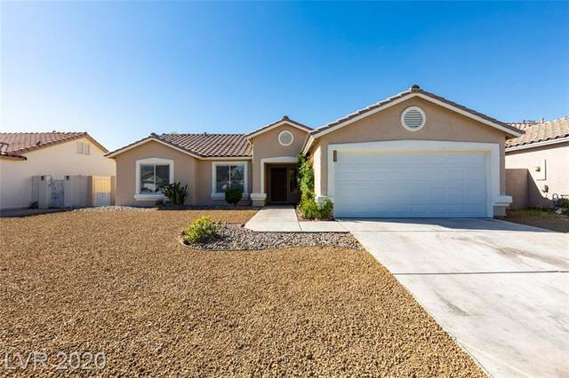 127 Queenswreath, North Las Vegas, NV 89031 (MLS #2188175) :: Billy OKeefe | Berkshire Hathaway HomeServices