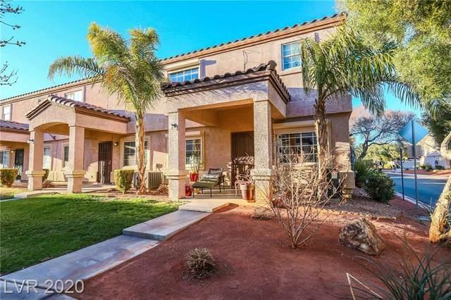 2521 Perryville Avenue #101, Las Vegas, NV 89106 (MLS #2188196) :: Helen Riley Group | Simply Vegas