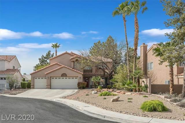 5 Rampart Court, Henderson, NV 89074 (MLS #2188204) :: Hebert Group | Realty One Group