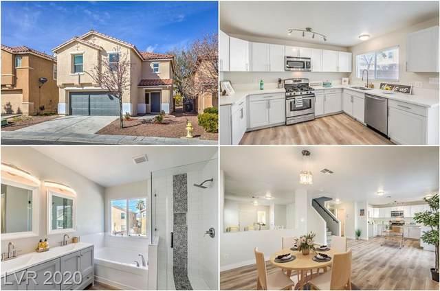 2324 Cockatiel Drive, North Las Vegas, NV 89084 (MLS #2188205) :: Brantley Christianson Real Estate