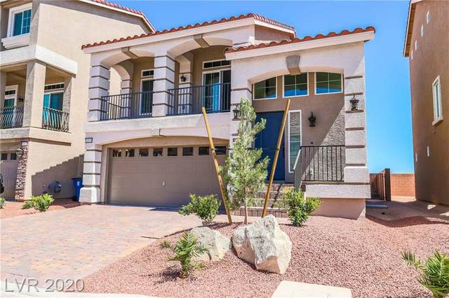 10078 Kangaroo Island, Las Vegas, NV 89141 (MLS #2188224) :: Brantley Christianson Real Estate
