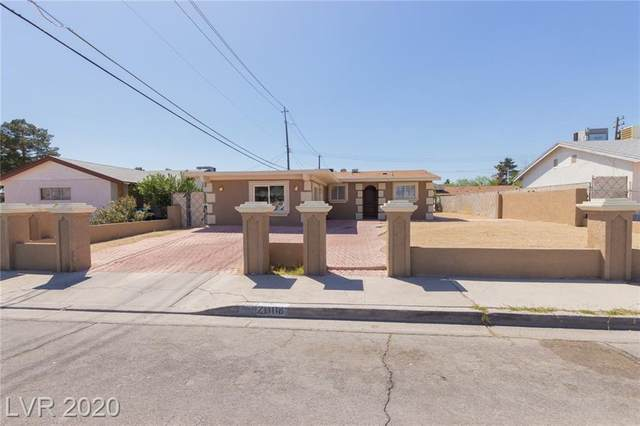 2008 Willoughby, Las Vegas, NV 89101 (MLS #2188231) :: Signature Real Estate Group
