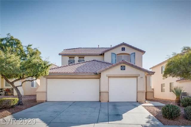597 Fontayne, Las Vegas, NV 89123 (MLS #2188232) :: Signature Real Estate Group