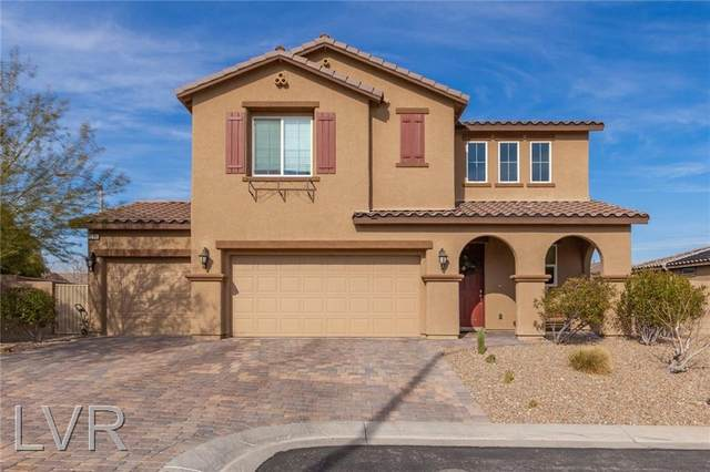 7794 Lovely Squaw, Las Vegas, NV 89179 (MLS #2188247) :: Jeffrey Sabel