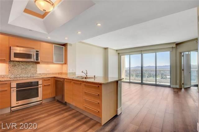 322 Karen Avenue #3106, Las Vegas, NV 89109 (MLS #2188250) :: Jeffrey Sabel