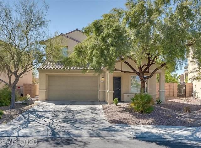 2915 Disk Avenue, North Las Vegas, NV 89084 (MLS #2188262) :: Brantley Christianson Real Estate