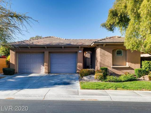 14 Chatmoss, Henderson, NV 89052 (MLS #2188266) :: Hebert Group | Realty One Group