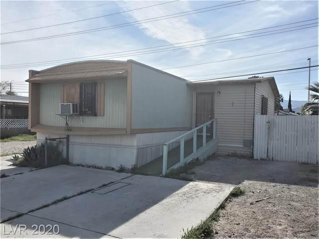 4304 Orangeblossom, Las Vegas, NV 89108 (MLS #2188286) :: Hebert Group | Realty One Group