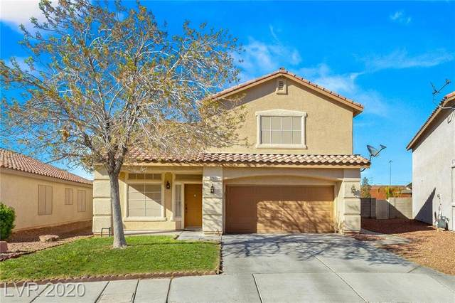 5100 Fall Meadows, Las Vegas, NV 89130 (MLS #2188292) :: Billy OKeefe | Berkshire Hathaway HomeServices