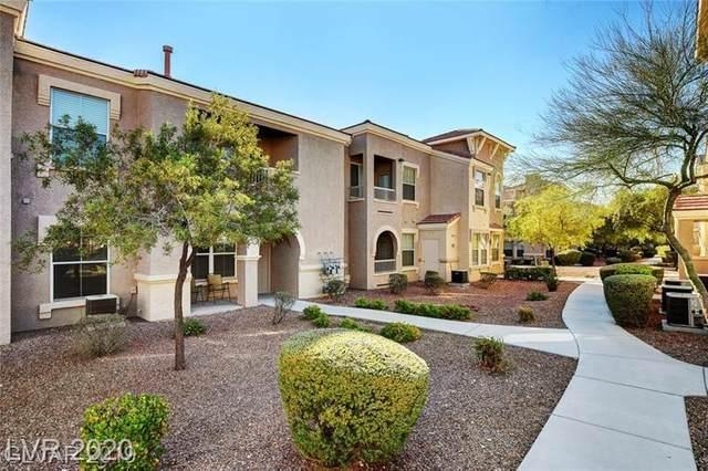 10550 Alexander #1033, Las Vegas, NV 89129 (MLS #2188328) :: Hebert Group | Realty One Group