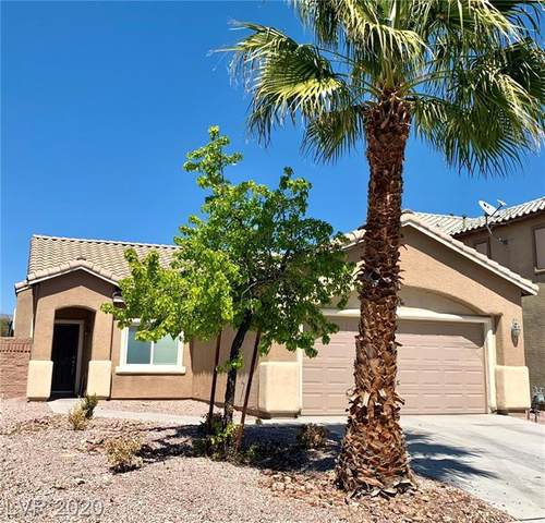 3808 Pecos Park, North Las Vegas, NV 89081 (MLS #2188331) :: Billy OKeefe | Berkshire Hathaway HomeServices