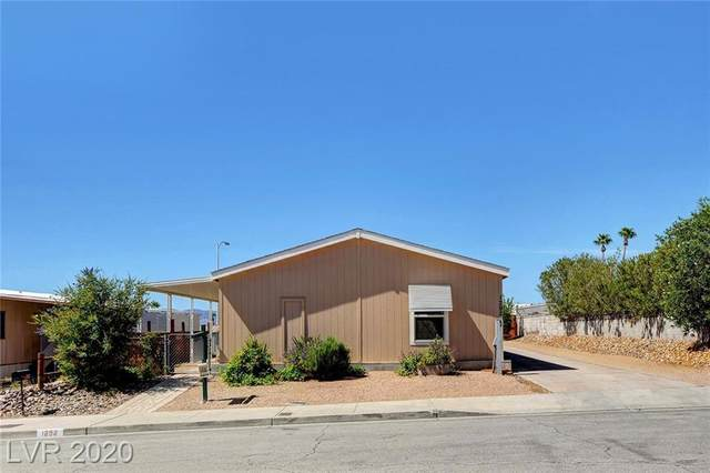 1292 Potosi Street, Boulder City, NV 89005 (MLS #2188342) :: Brantley Christianson Real Estate