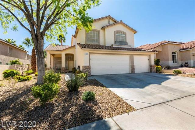 284 Canyon Spirit, Henderson, NV 89012 (MLS #2188359) :: Hebert Group | Realty One Group