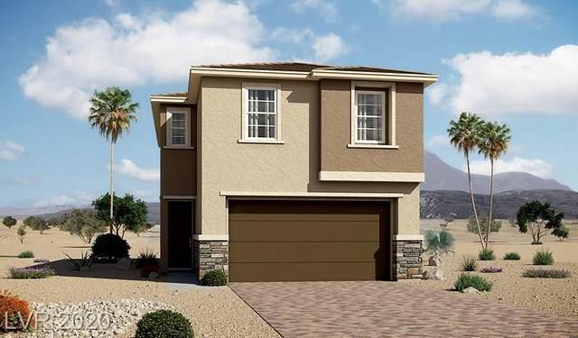 837 Cirrus Cloud Avenue, Las Vegas, NV 89138 (MLS #2188361) :: Jeffrey Sabel