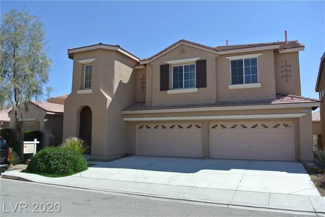 9668 Padre Peak, Las Vegas, NV 89178 (MLS #2188392) :: Jeffrey Sabel