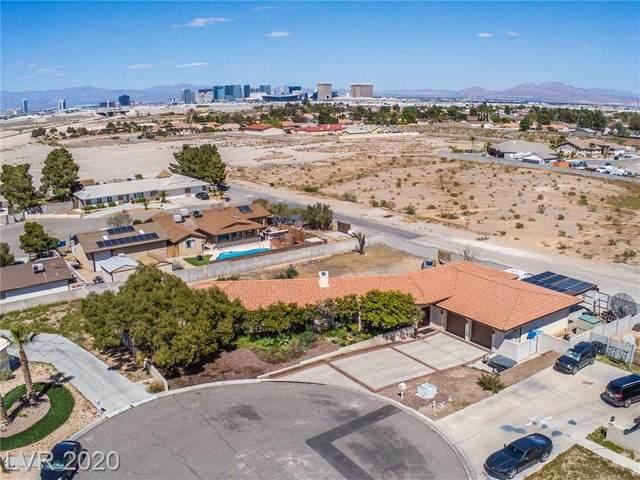 4830 W Warm Springs, Las Vegas, NV 89118 (MLS #2188397) :: Billy OKeefe | Berkshire Hathaway HomeServices