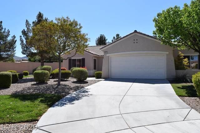 2521 Springville, Henderson, NV 89052 (MLS #2188400) :: Brantley Christianson Real Estate
