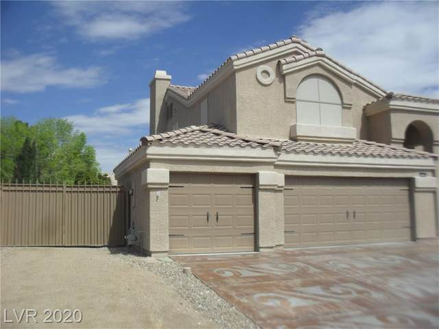 6328 Citrine, Las Vegas, NV 89130 (MLS #2188403) :: Signature Real Estate Group