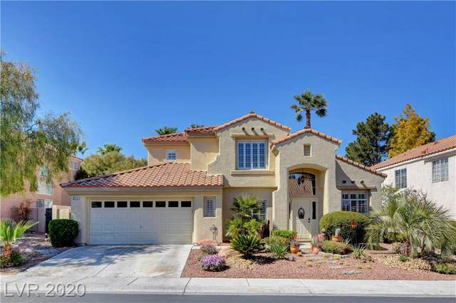8516 Chiquita, Las Vegas, NV 89128 (MLS #2188410) :: Billy OKeefe | Berkshire Hathaway HomeServices