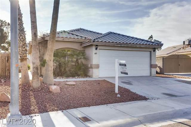 7401 Bowles Drive, North Las Vegas, NV 89143 (MLS #2188418) :: Billy OKeefe | Berkshire Hathaway HomeServices