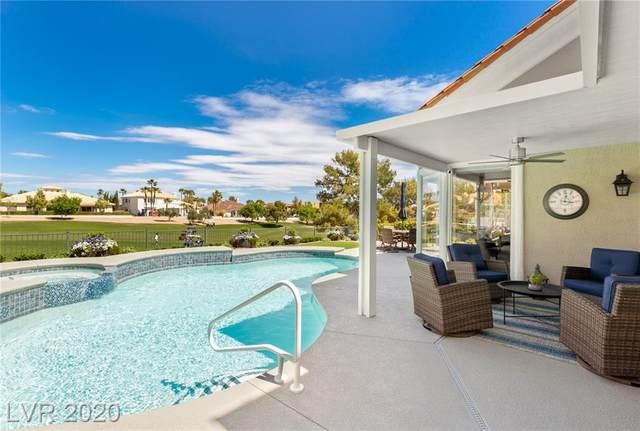 8936 Rainbow Ridge Drive, Las Vegas, NV 89117 (MLS #2188428) :: Billy OKeefe | Berkshire Hathaway HomeServices