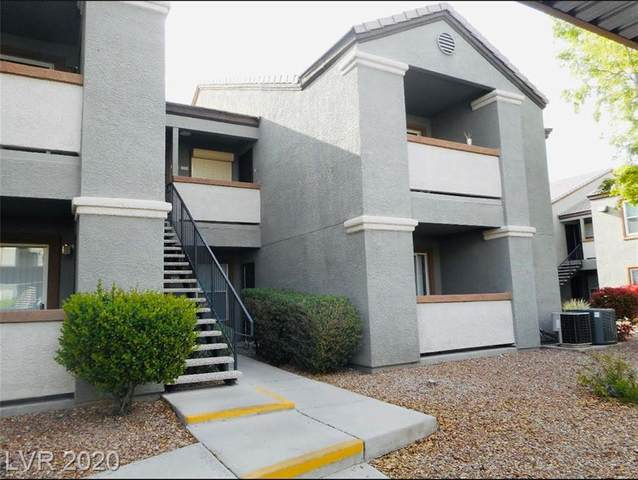 555 Silverado Ranch #1072, Las Vegas, NV 89183 (MLS #2188431) :: Helen Riley Group | Simply Vegas