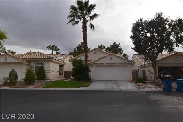 3305 Tuscany Village, Las Vegas, NV 89129 (MLS #2188456) :: ERA Brokers Consolidated / Sherman Group