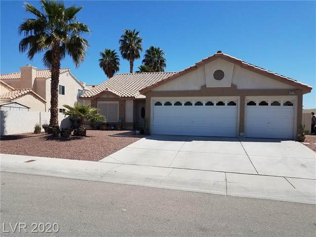 4848 El Este Lane, North Las Vegas, NV 89031 (MLS #2188462) :: Jeffrey Sabel