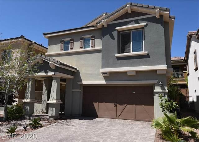 1797 Solvang Mill Drive, Las Vegas, NV 89135 (MLS #2188495) :: Hebert Group | Realty One Group
