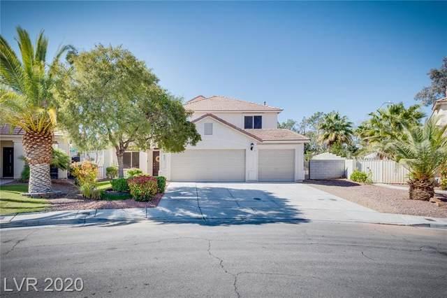 825 Gleamstar, Las Vegas, NV 89123 (MLS #2188496) :: Signature Real Estate Group