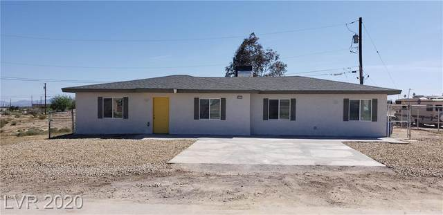 413 Plymouth, North Las Vegas, NV 89030 (MLS #2188500) :: Hebert Group | Realty One Group