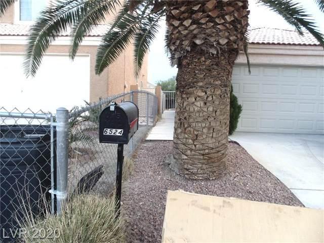 6524 Orchid Hill, Las Vegas, NV 89108 (MLS #2188501) :: Team Michele Dugan