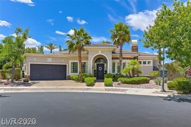 1799 Mezza Court, Henderson, NV 89012 (MLS #2188540) :: Signature Real Estate Group